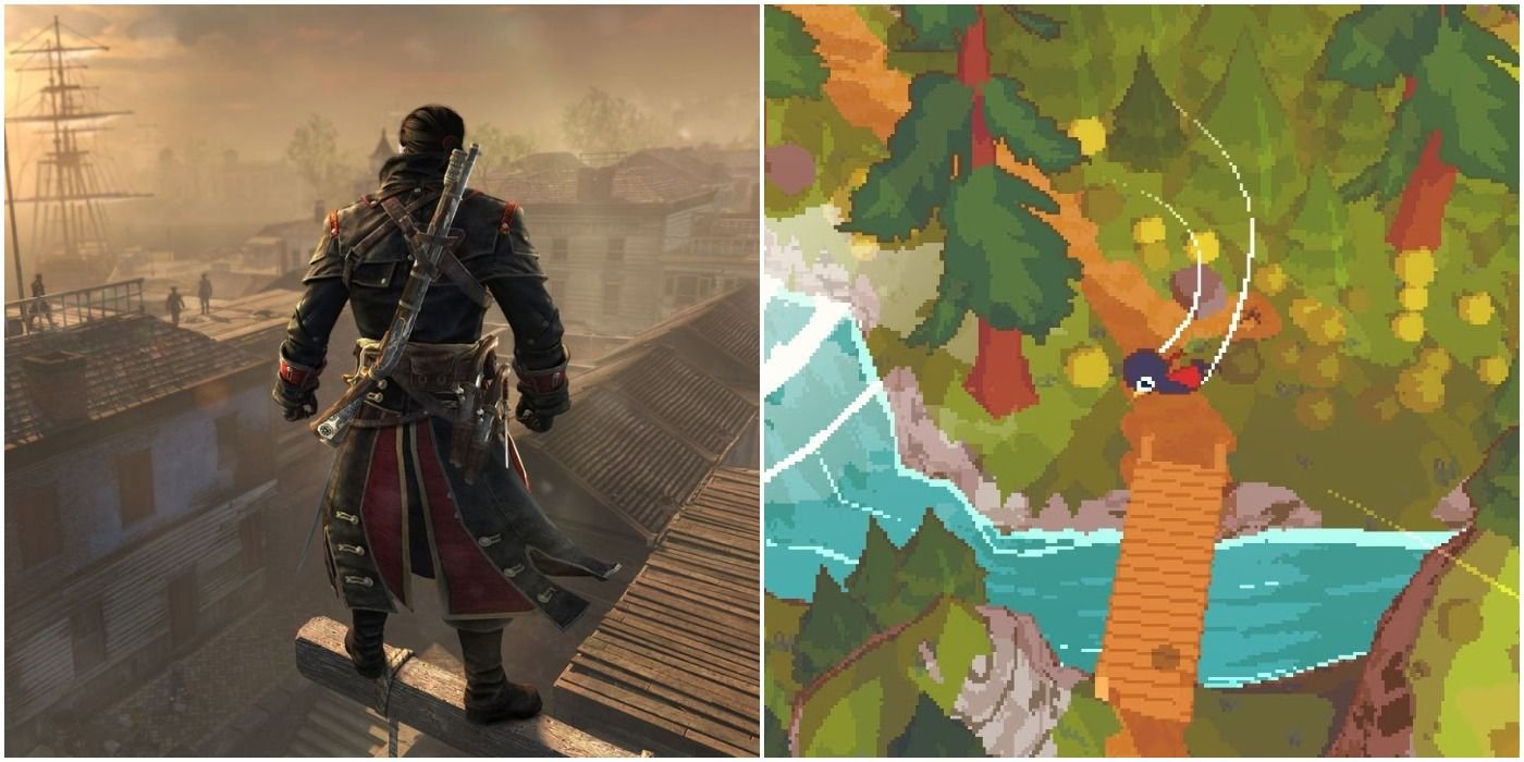 10 Open-World Games That Can Be Completed In Under 10 Hours