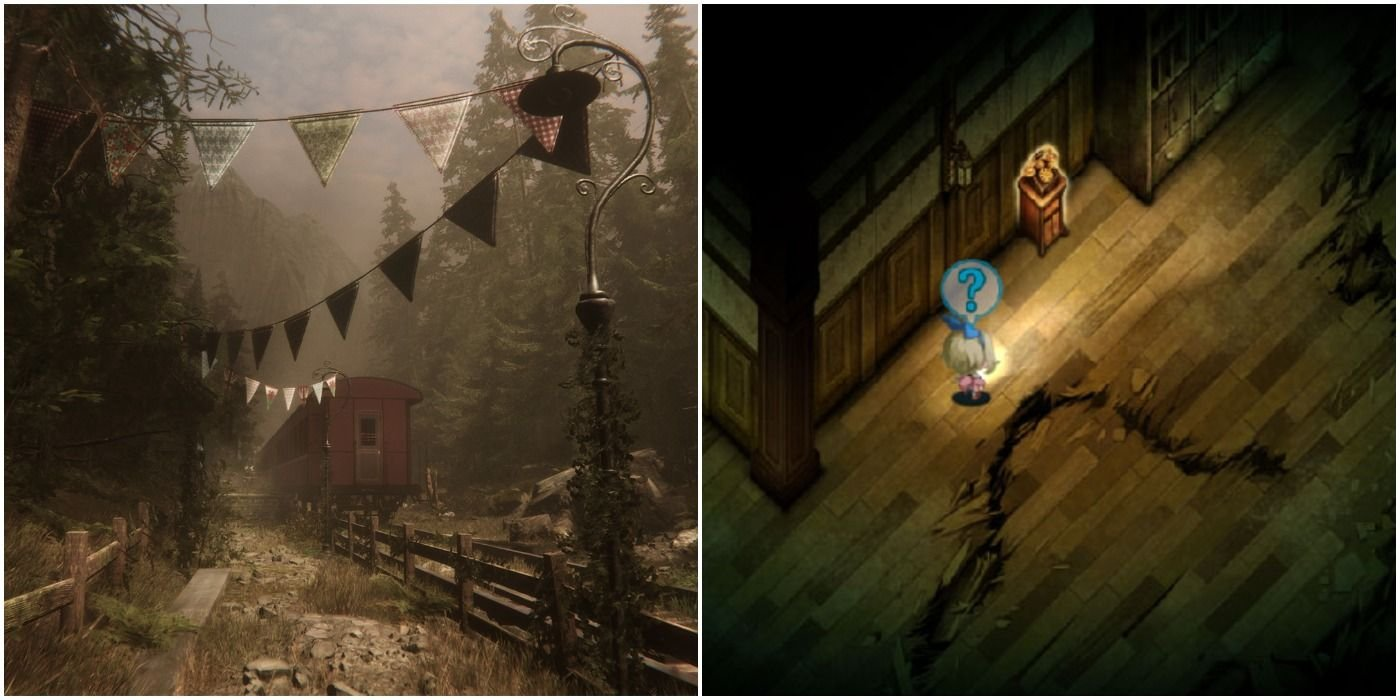 10 PS4 Horror Games Everyone Forgot About