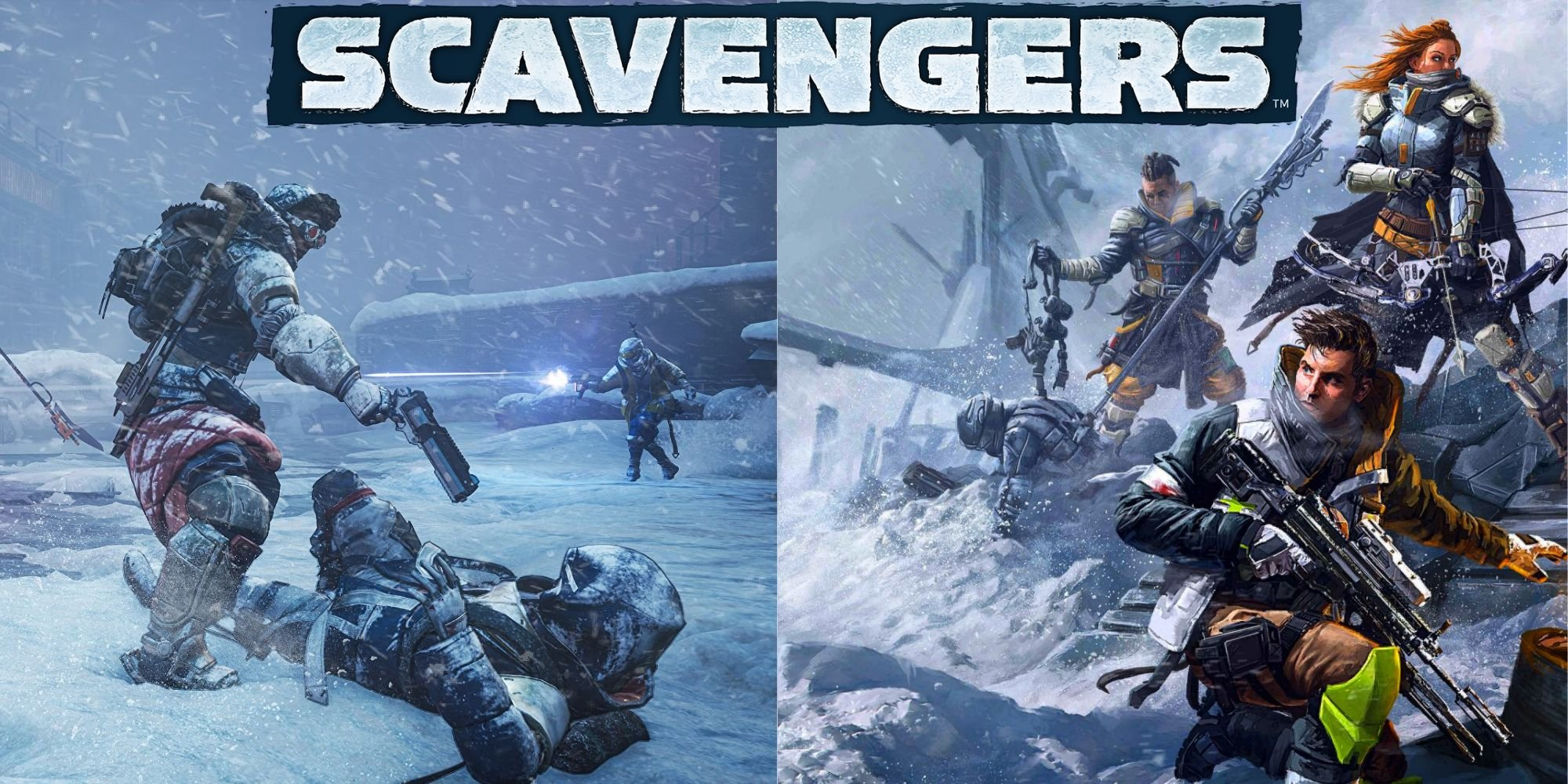 10 Things You Need To Know About Scavengers, The Free-To-Play Shooter