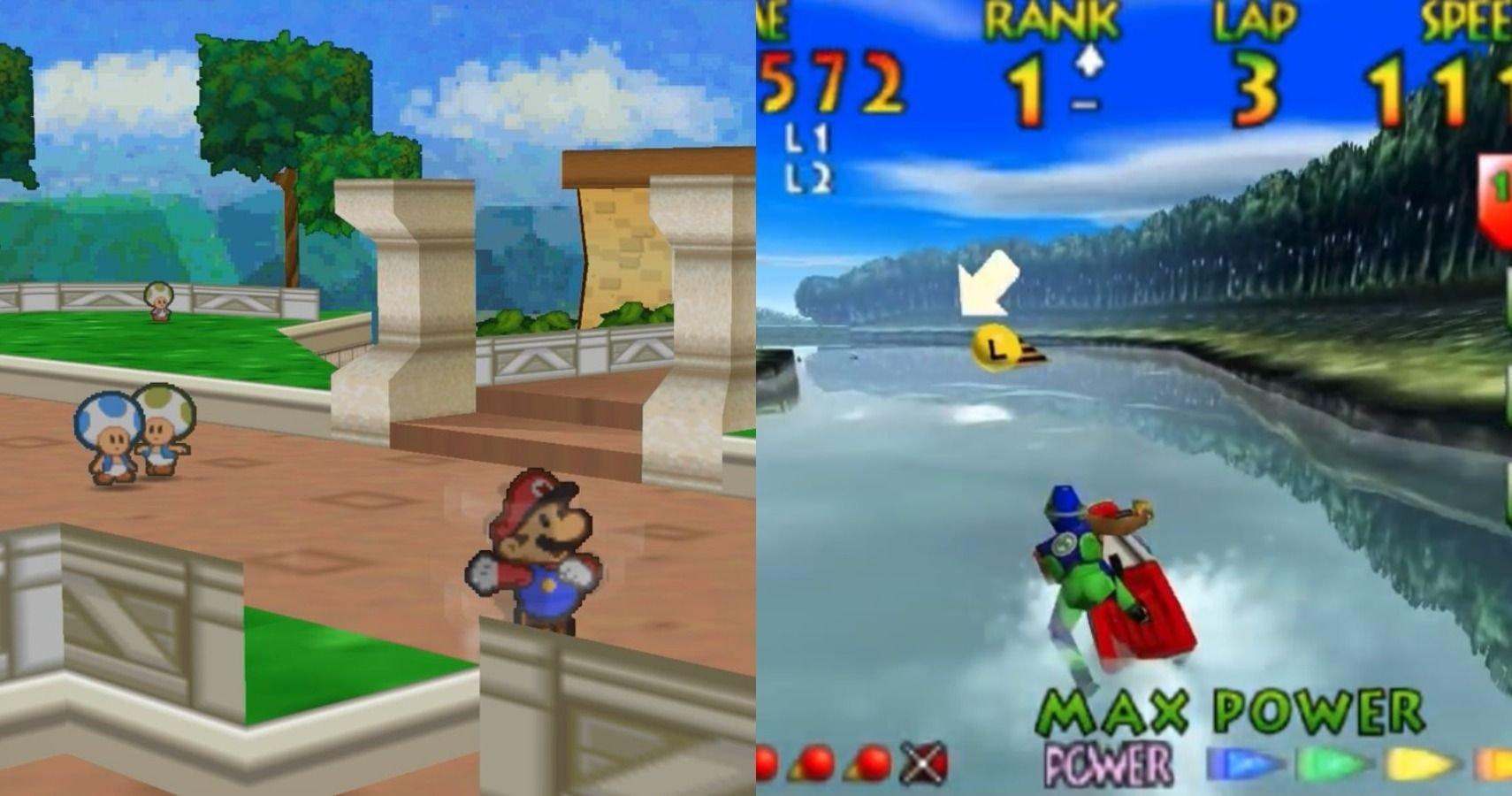 Shigeru Miyamoto's 10 Best N64 Games