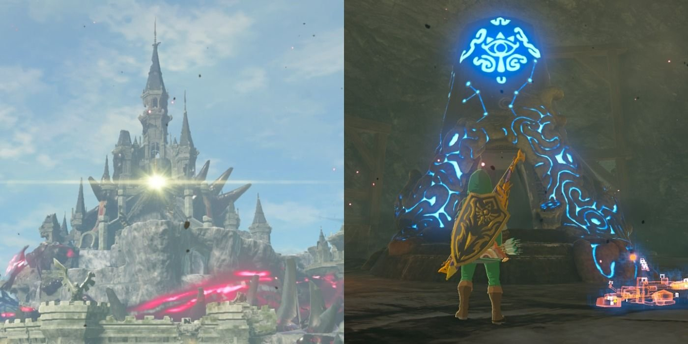 Breath Of The Wild: 10 Things You Missed In Hyrule Castle