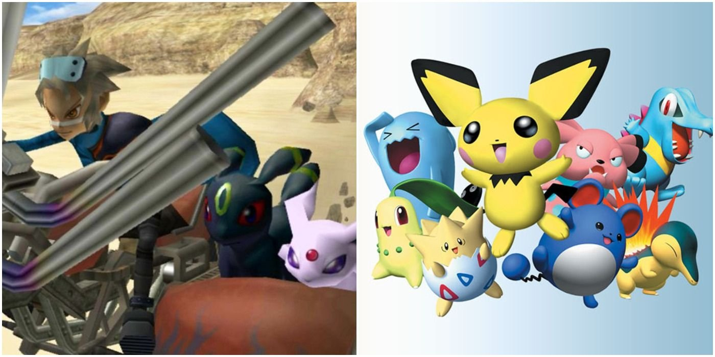 The 10 Best Pokemon Spinoffs (Ranked According To Metacritic)