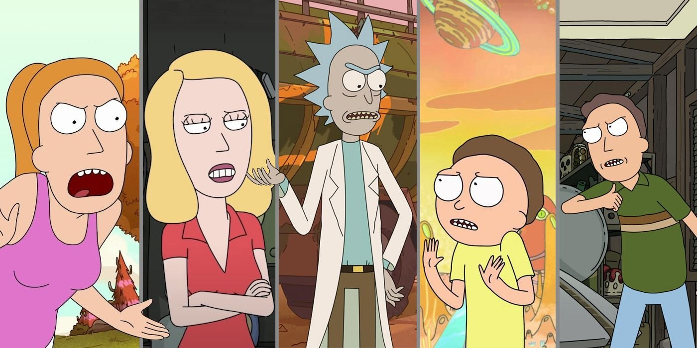 The 15 Best Rick And Morty Episodes, Ranked