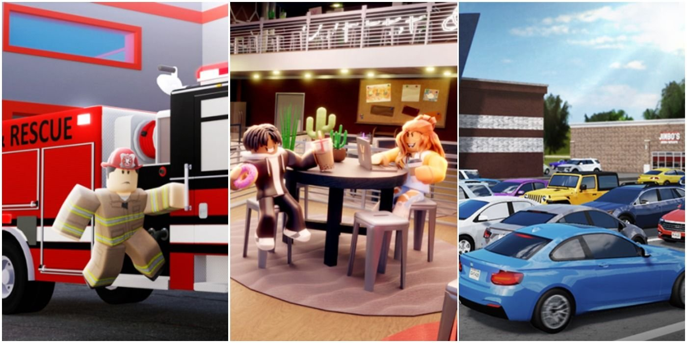 10 Best Town & City Games You Can Play On Roblox (For Free)