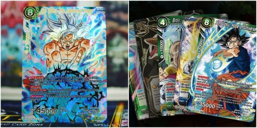 Dragon Ball Super Card Game: 10 Rarest Cards (And What They're Worth)