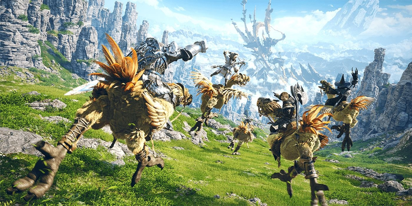 Summit1G's Final Fantasy 14 Subscription Runs Out at the Worst Time