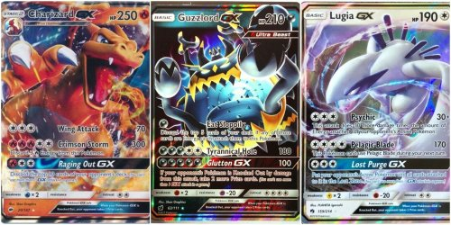 Pokemon: The 10 Strongest GX Cards, Ranked