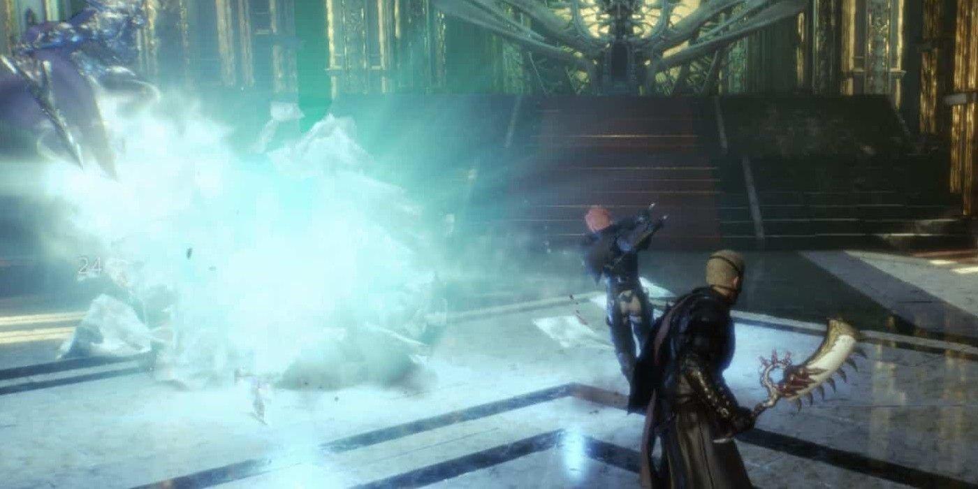 Stranger of Paradise: Final Fantasy Origin Is Innovating Both Soulslike and Final Fantasy Magic