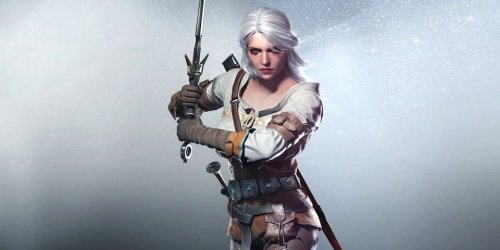 The Witcher Fan Shows Off Incredible Ciri Knight and Ursine Grandmaster Armor