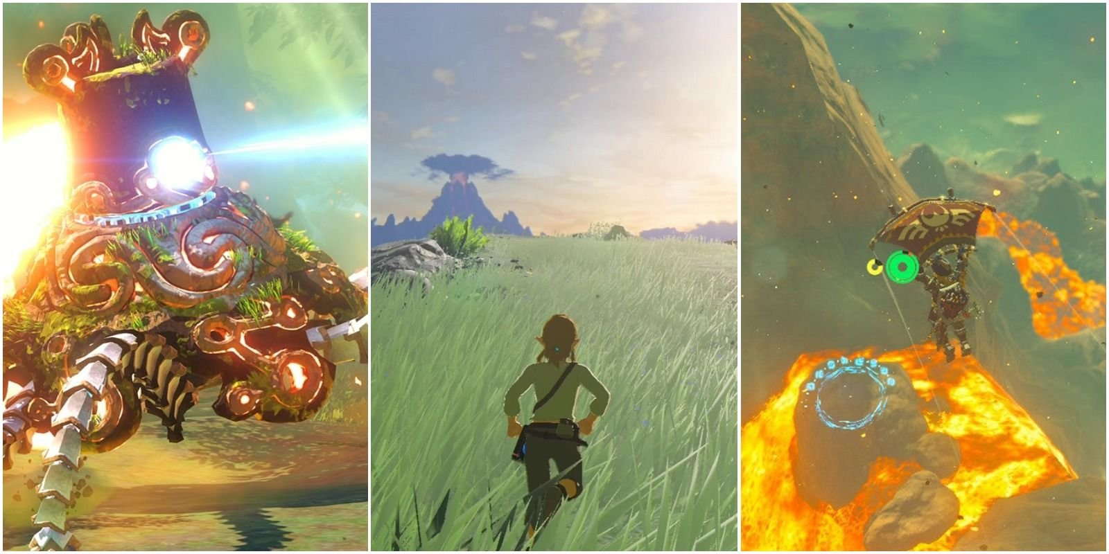 15 Things To Know Before Starting The Legend of Zelda: Breath of the Wild