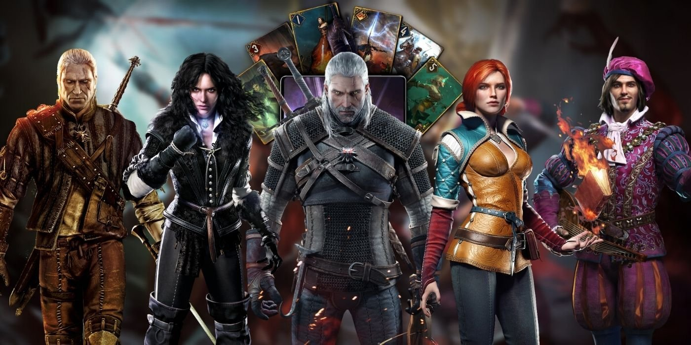 How Long It Takes to Beat Every Witcher Game