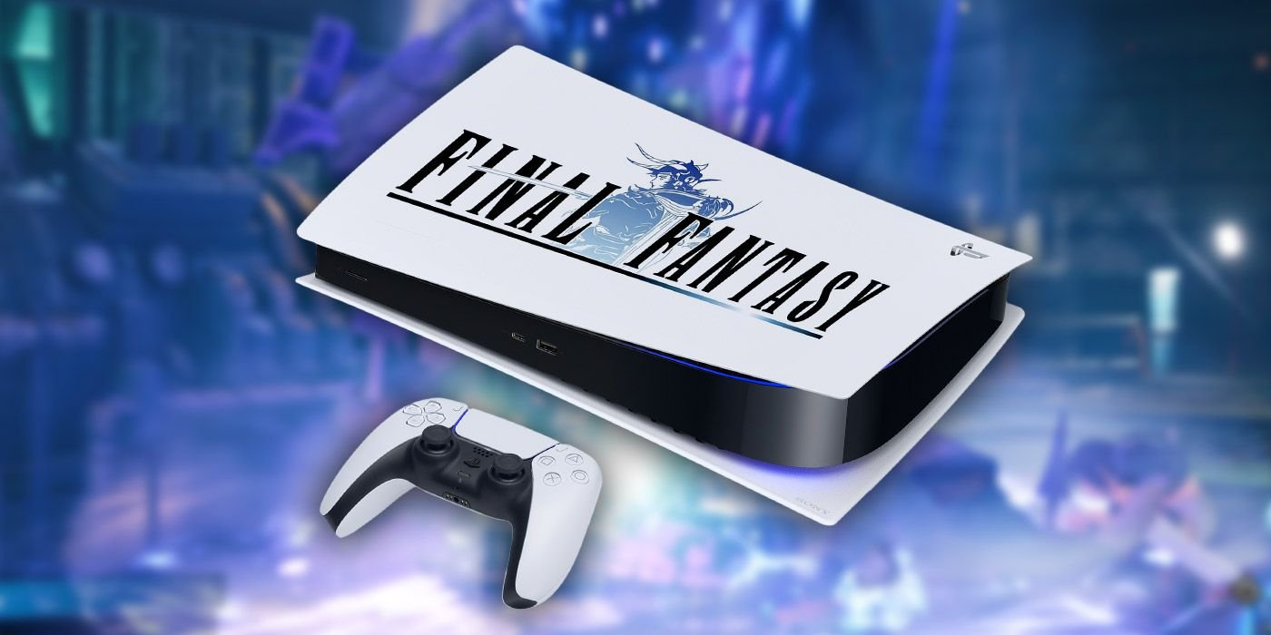 All the Final Fantasy Games You Can Play on PlayStation 5