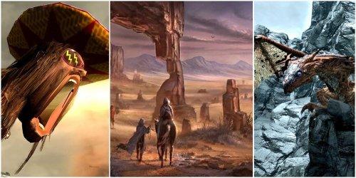 10 Most Believable Elder Scrolls 6 Fan Theories