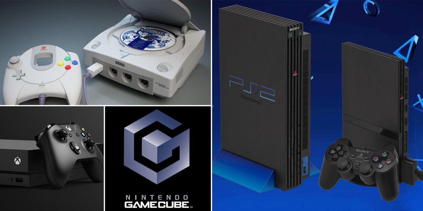 10 Consoles With The Most Games In Metacritic's Top 200 List, Ranked
