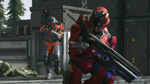 Halo Infinite Beta: ODST Difficulty And Recharge Map Are Live