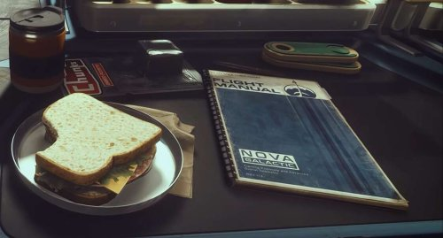 Someone Made The Sandwich From The Starfield Trailer And You Can Too