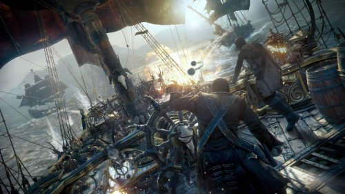 Ubisoft's Skull & Bones Pirate Game Has Been Delayed Yet Again