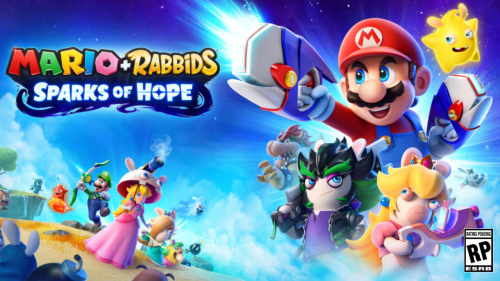Mario + Rabbids 2: Sparks Of Hope Leaked On Nintendo's Own Website Ahead Of Ubisoft Forward At E3
