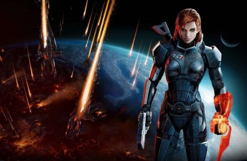 Mass Effect 3 Walkthrough