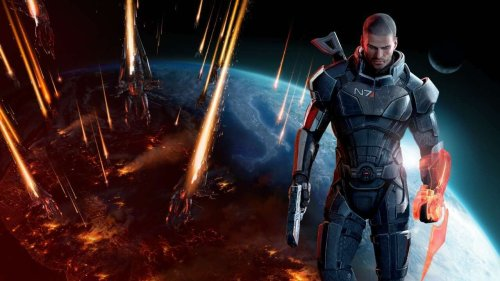 Snag Mass Effect Legendary Edition For A Discount Ahead Of Release Later This Week