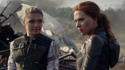 First Reactions To Black Widow Hit Social Media