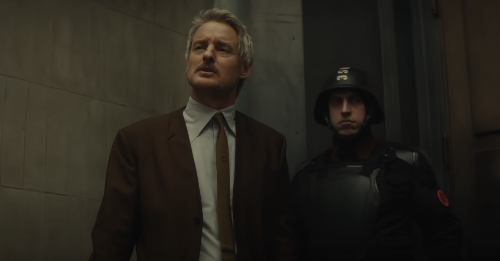 New Clip From Marvel's Loki TV Show Introduces Owen Wilson's Mobius