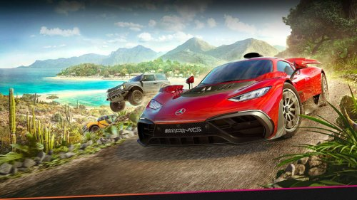 Check Out Forza Horizon 5's Opening 8 Minutes