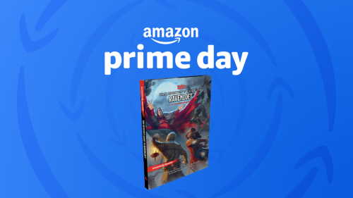 Almost Every 5e DnD Book Is On Sale Right Now For Prime Day