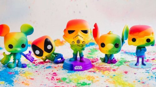 New Pride Month Funko Pops Up For Preorder: Deadpool, Star Wars, Bob's Burgers, And More