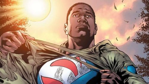Next Superman Movie Will Be An Origin Story With A Black Kal-El – Report