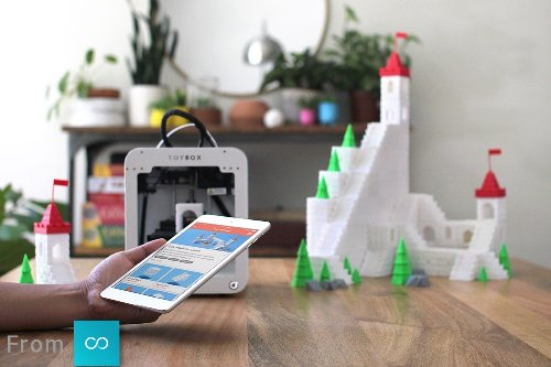 Take Your Creativity To The Next Level With This Kid-Friendly 3D Printer