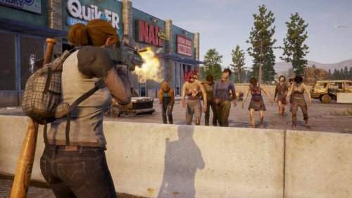 State Of Decay 2 Update 25: Plague Territories Goes Live On June 21