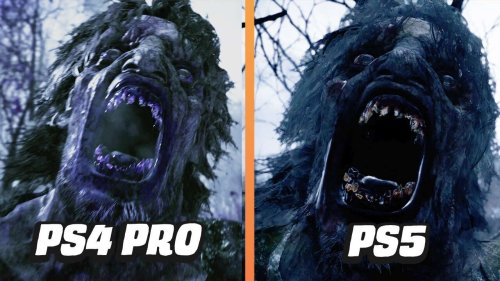 Resident Evil Village Demo: PS4 Pro VS PS5 Side-by-Side Comparison