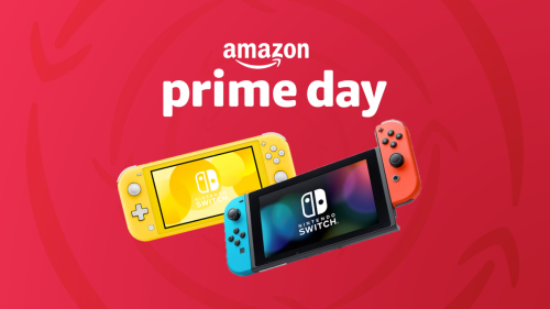 Prime Day Switch Deals: Best Nintendo Switch Console, Game, And Accessory Discounts So Far