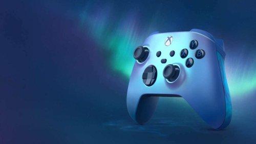 Xbox Series X|S Aqua Shift Controller Special Edition Announced