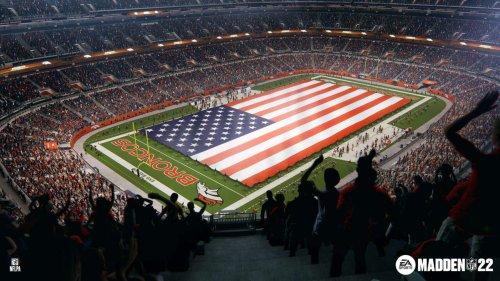 EA Sports Isn't Afraid Of 2K's New NFL Game