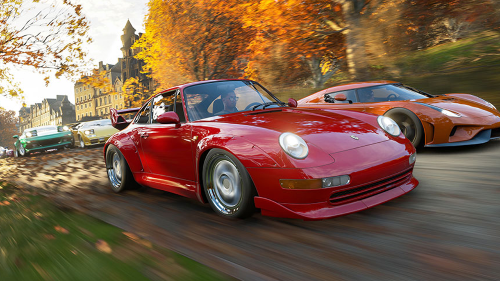 Forza Horizon 5 Out November 9 2021 For Xbox One, Xbox Series X|S, and PC