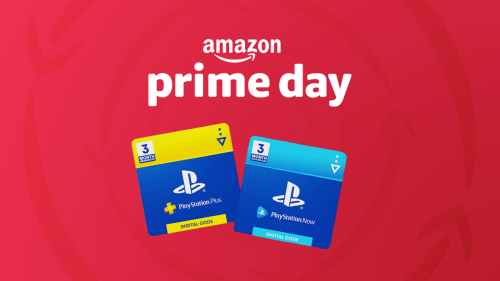 Prime Day PlayStation Deal Bundles PS Plus And PS Now For A Great Price