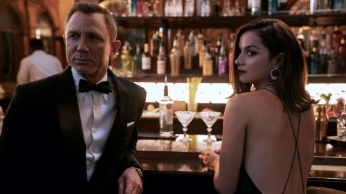 No Time To Die's New Trailer Delivers Non-Stop Bond Action