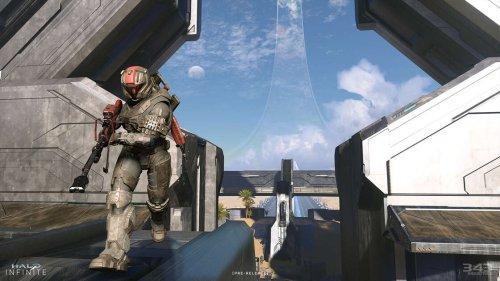 Halo Infinite Dev Responds To Aim Assist PC Concerns