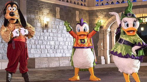 Disney World reveals Boo Bash Halloween Celebration