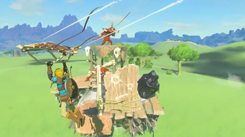 Legend Of Zelda: Breath Of The Wild 2 Aiming For 2022 Release On Nintendo Switch, New Footage Released