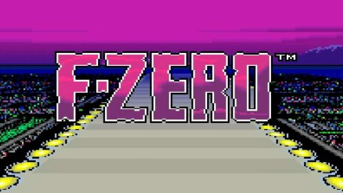 F-Zero Lives In A Fan-Made Game Created Using Nintendo's Game Builder Garage