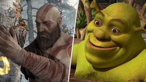 'God Of War' Is Secretly A Violent 'Shrek' Remake, According To Cory Barlog