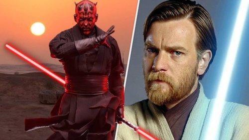Darth Maul Actor Teases Return In Obi-Wan Kenobi Series
