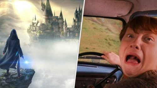 The 'Hogwarts Legacy' Cover Is Hiding A Grim Detail That Fans Only Just Spotted