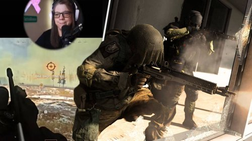 'Call Of Duty: Warzone' Grandma Dominates Games With Next-Level Sniping