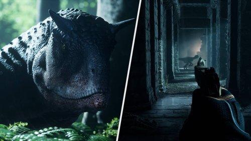 Dinosaur Horror Game 'Instinction' Gets Tense And Atmospheric New Trailer