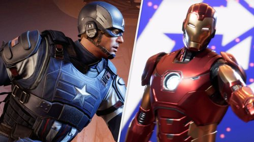 'Marvel's Avengers' Is Free To Play This Week, So You Might As Well
