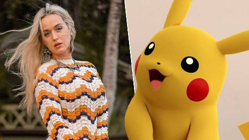 Katy Perry Has Released A Pokémon-Themed Song, Complete With CGI Pikachu